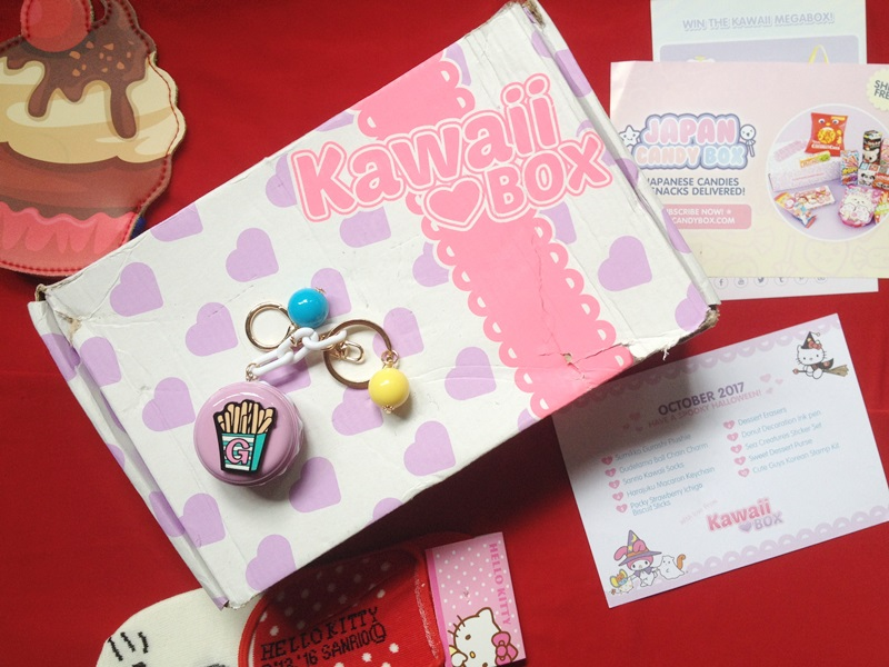 Kawaii Box Review : Cutest Subscription Box from Japan