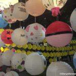 Singapore Lantern Festival and Dazzling Paper Lanterns