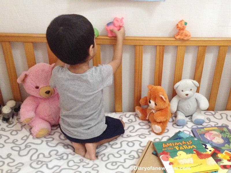 Getting Rid of Baby Gear