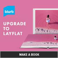 Blurb launches Layflat photo books