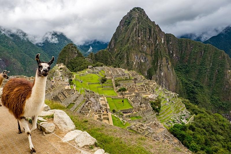 Traveling with children Peru