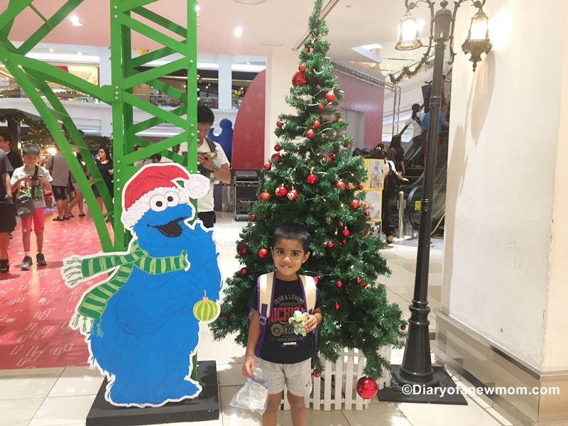 Back to School Shopping at Johor Bahru Malaysia