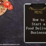How to Get Start a Food Delivery Business