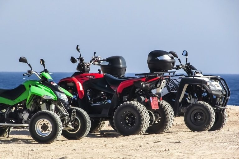 Buying A Family Quad Bike