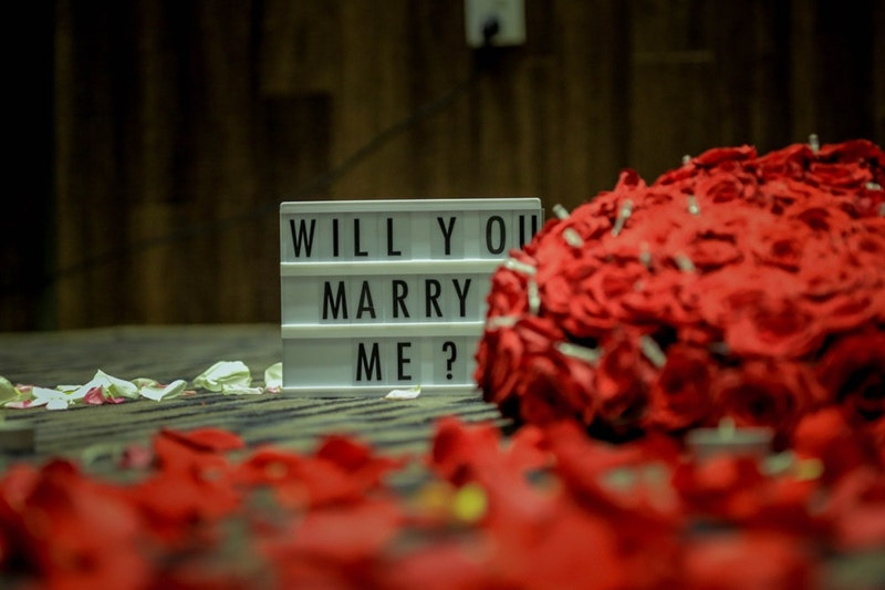 Tips For A Public Marriage Proposal