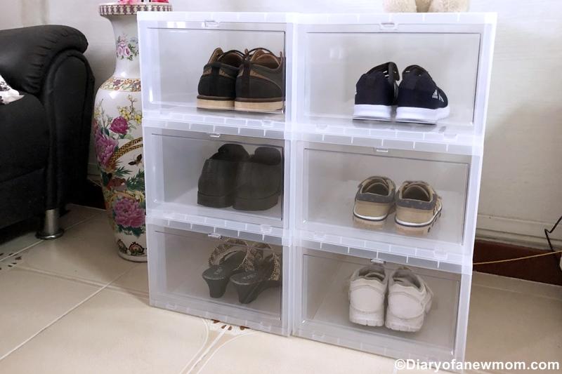 ADOR Shoe Box review