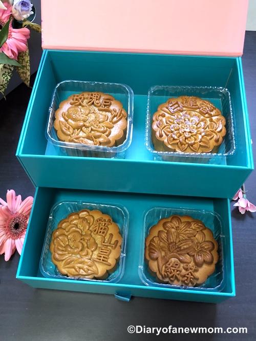 Bing Liang Bakery Mooncakes