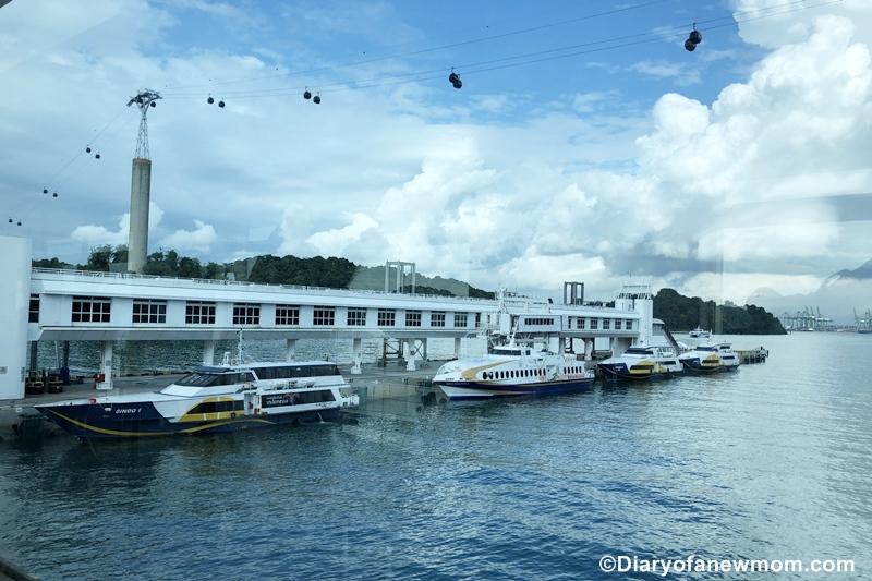 Batam by Horizon Fast ferry