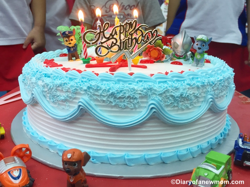 Paw Patrol Birthday party for kids