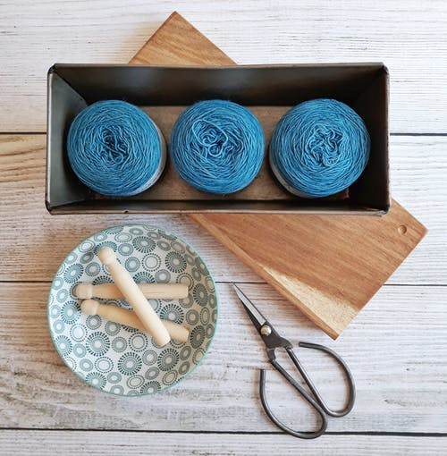 Yarn Projects with kids