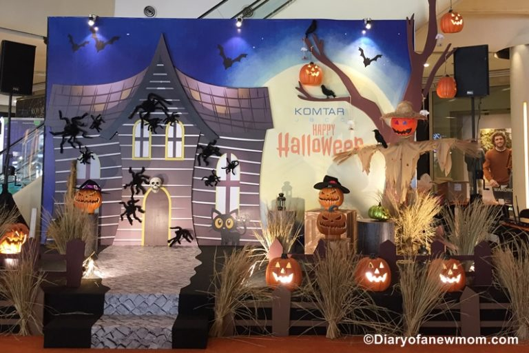 Halloween fun at Johor Bahru