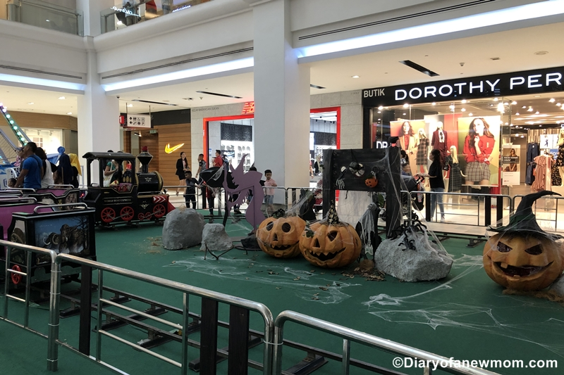 Halloween Celebrations at Johor Bahru City Centre.