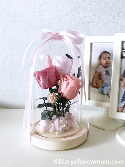 preserved flowers from Bloom Studio