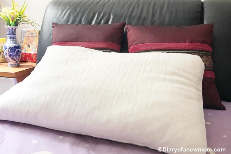 SleepWiz Plushopedic™ Memory Fluff Pillow Review