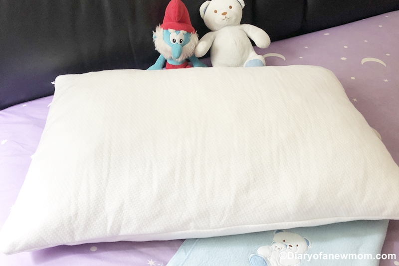 SleepWiz Plushopedic™ Memory Fluff Pillow Review