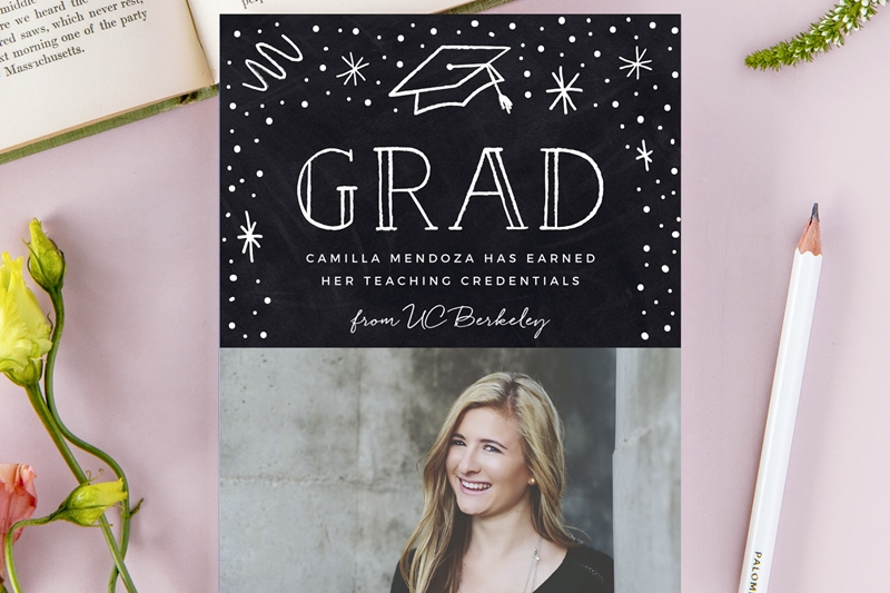 Etiquette for Graduation Announcements