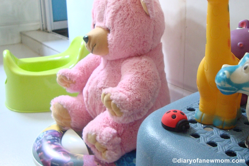 Potty Training success Tips