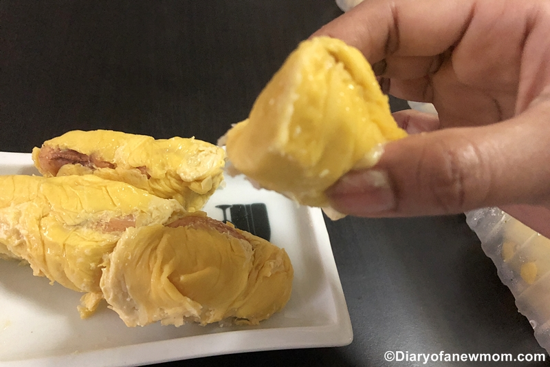8 Durian delivery review