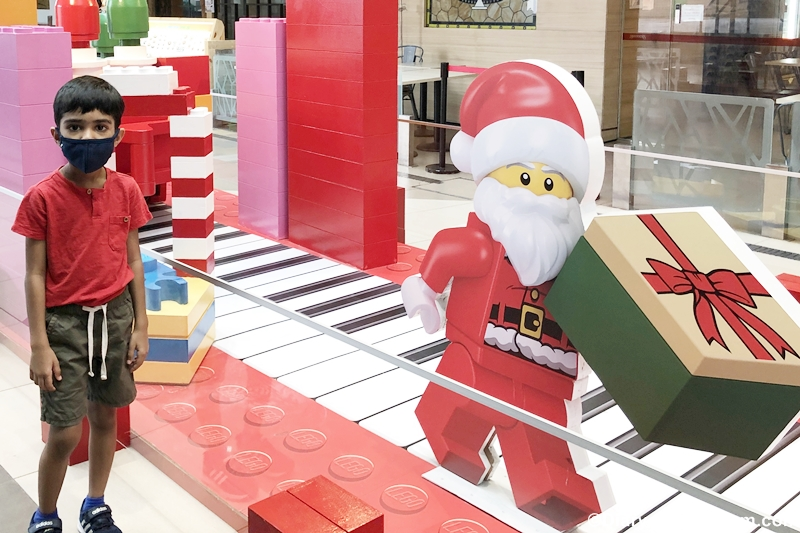 Christmas Around Singapore 2020