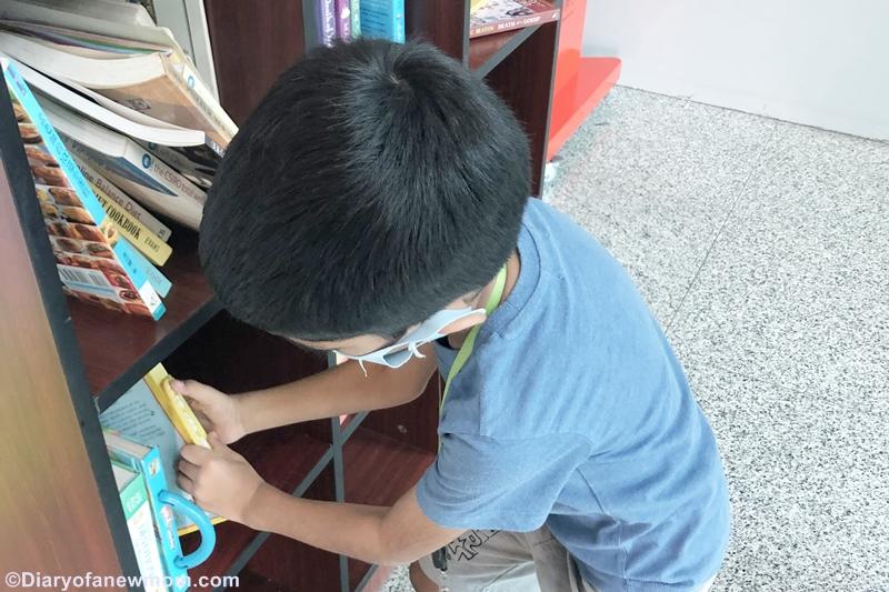 Book Exchange Corner Singapore