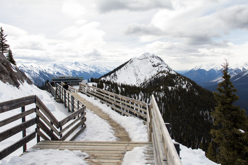 Awes of Banff National Park
