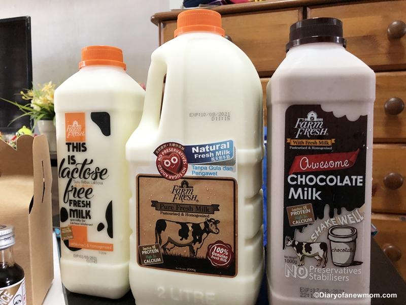 Farm Fresh milk review